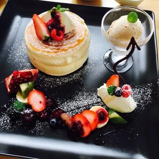 円山ぱんけーき - 悪魔のパンケーキ