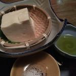 ユメキチワイン - 豆腐?(;´д`)