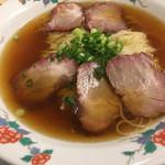 63009515 - 岡山最古のチャーシュー麺