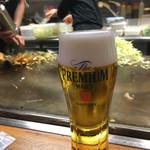 ソニア - ビールはプレモル!