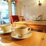 ALL C'S CAFE - ブレンドコーヒー   450円