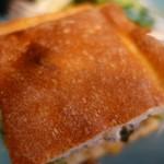 トレエウーノ サンドイッチ - (2017/1月)サンドイッチのパンが堅い