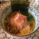 中華そば 四つ葉 - 「鯛煮干し中華そば」850円