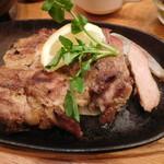 ベルサイユの豚 - 肉!