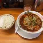 63013467 - マーラー麺&ライス。