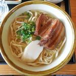 63014108 - 三枚肉そば(中)
