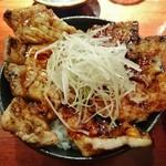 63015697 - 帯広本格豚丼(並) 1200円