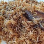 ムガルカフェ - ビリヤニ(チキン)