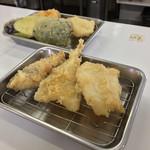 天麩羅処ひらお - 天ぷらひらお 本店(福岡県福岡市博多区東平尾)天ぷら定食