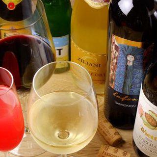 直輸入の爽やかなワイン・カクテル