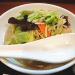 リンガーハット - 野菜たっぷり食べるスープ