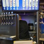 LBK CRAFT - ボブさん 今新しいビールと交換中♡