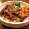 ふらんす亭 - 料理写真:ステーキ丼