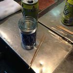 やまき - 酒(260円)