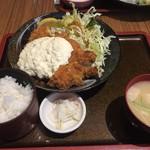 大阪炉端キッチンMARUDA-I - 地鶏の南蛮漬け