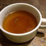 gii - セットのスープ