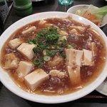 中華料理 珉龍 - マーボー丼