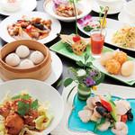 中国料理 天安門 - 料理写真:ランチBコース