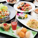 中国料理 天安門 - 料理写真:ランチAコース