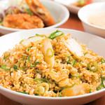 中国料理 天安門 - チャーハン定食