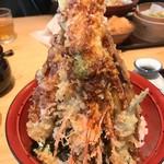 米福 - 2017年2月 大海老天丼