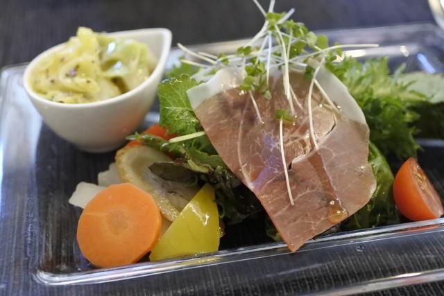 伊勢外宮前料理店 cocotte山下 - Bコースの前菜