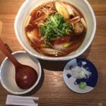 横濱蕎麦 傳介 - 鴨南蛮