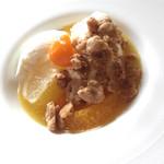 Racine - フロマージュブランと柑橘フルーツ