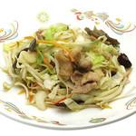 餃子の王将 - 野菜炒め