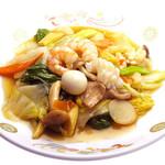 餃子の王将 - 八宝菜