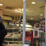 ピッツェリアブラチェリア チェザリ - 薪窯は二台が並列