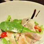 チェザリ - 付属のサラダ