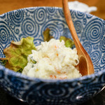 牧野 - ポテトサラダ