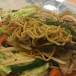 味の店 錦 不動前店 - 生麺です!