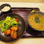 63049821 - 【北新地でランチ】 唐揚蕎麦