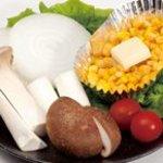 焼肉 宝島 - 焼き野菜盛り合わせ490円
