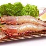 焼肉 宝島 - 有頭海老の塩胡椒焼き490円