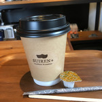 スイレン プラス コーヒー ロースター - コーヒーM 340円