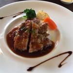 セルフィーユ - 料理写真:メインのお肉