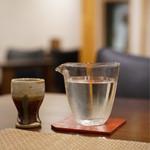 うなぎ茶寮 ふく山 - ドリンク写真:さか松 1000円