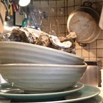 63054394 - かき皿。広島らしい