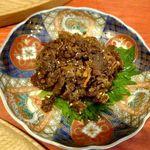 二十四節氣 神楽 - 牛肉しぐれ煮(かと)