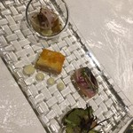 リストランテ アニモフェリーチェ - 前菜