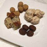 リストランテ アニモフェリーチェ - 焼き菓子