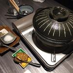 63059243 - お鍋セッティング