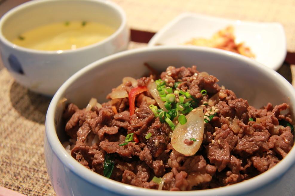 韓国料理 ミス コリア