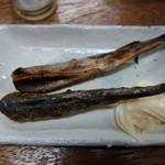 大衆酒場 増やま - 氷下魚250円(税抜)