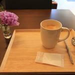 オルト - コーヒーは大きなカップです