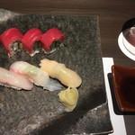 蔵戸 - ロース寿司ほか