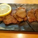 源助 - 牛タンの塩焼き